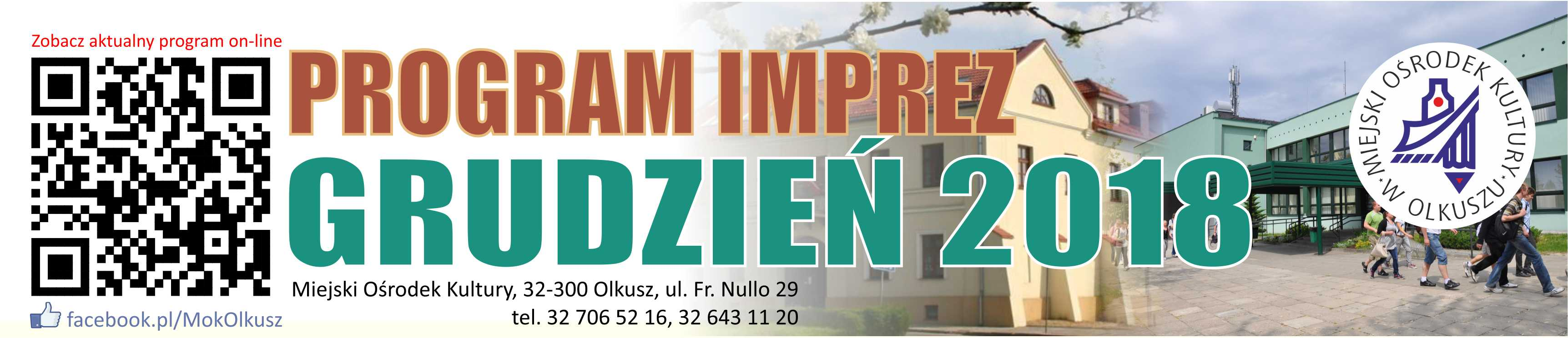 program MOK GRUDZIEN 2018baner